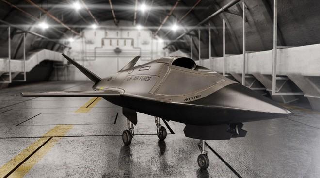 Sát thủ XQ-58A Valkyrie, cặp bài trùng đáng sợ khi kết hợp với chiến đấu cơ F-35 - Ảnh 6.
