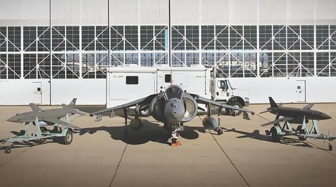 Sát thủ XQ-58A Valkyrie, cặp bài trùng đáng sợ khi kết hợp với chiến đấu cơ F-35 - Ảnh 7.