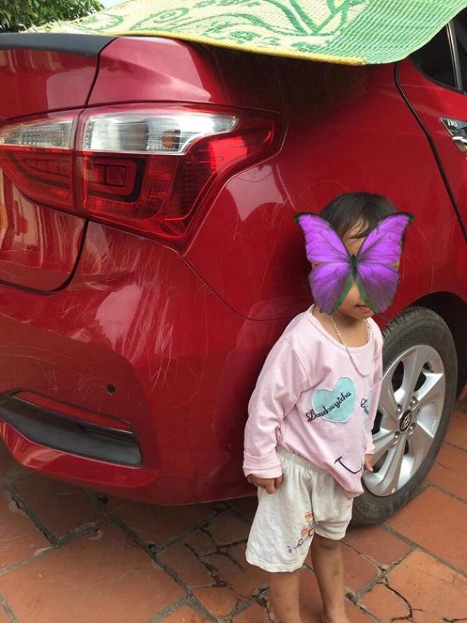 Bắt được kẻ phá hoại ô tô, chủ xe đau đầu tìm cách giải quyết vì đối tượng có bảo kê đặc biệt - ảnh 2