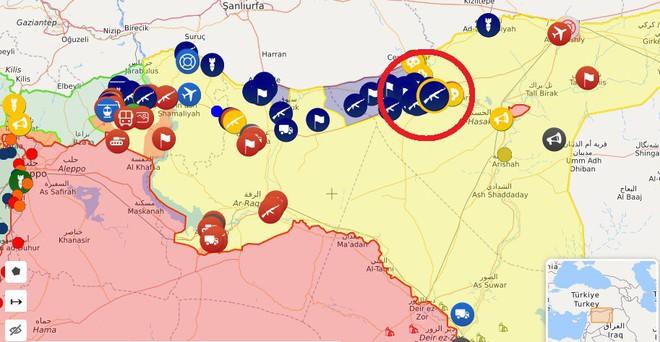 QĐ Syria bị bắt sống xe tăng hiện đại - Chiến sự 1 ngày bằng 4 năm, xoay chuyển chóng mặt - Ảnh 19.