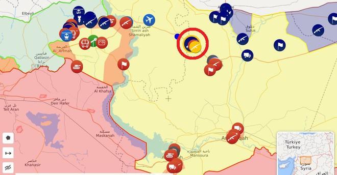 QĐ Syria bị bắt sống xe tăng hiện đại - Chiến sự 1 ngày bằng 4 năm, xoay chuyển chóng mặt - Ảnh 18.