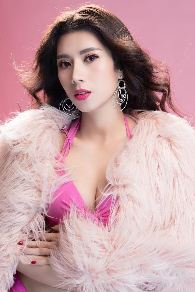 Người mẫu Việt từng bị trầm cảm khoe ảnh bikini nóng bỏng - ảnh 7