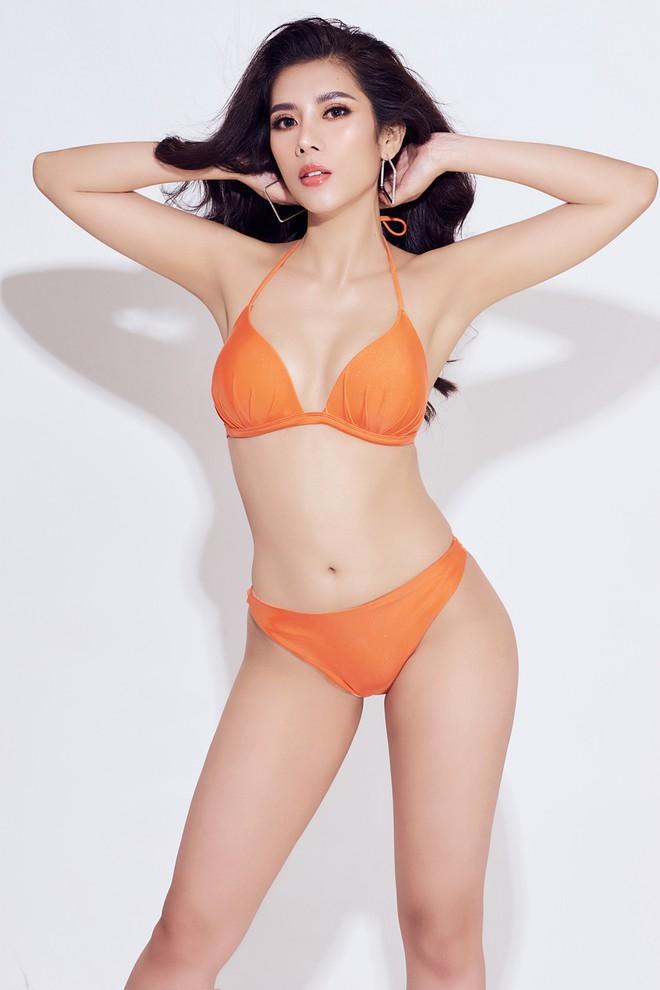 Người mẫu Việt từng bị trầm cảm khoe ảnh bikini nóng bỏng - ảnh 4