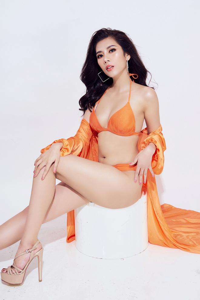 Người mẫu Việt từng bị trầm cảm khoe ảnh bikini nóng bỏng - ảnh 2