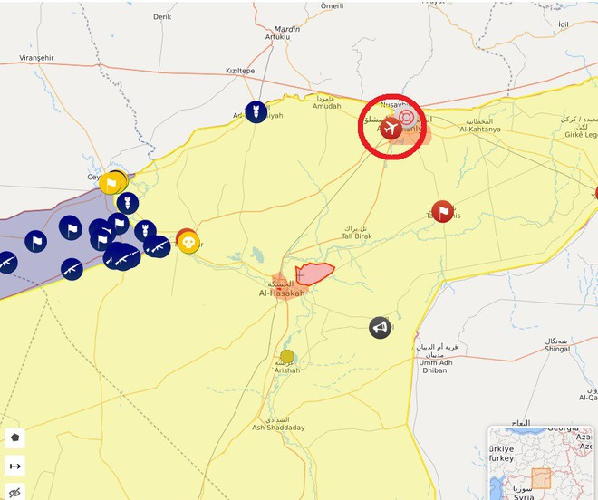 QĐ Syria bị bắt sống xe tăng hiện đại - Chiến sự 1 ngày bằng 4 năm, xoay chuyển chóng mặt - Ảnh 8.