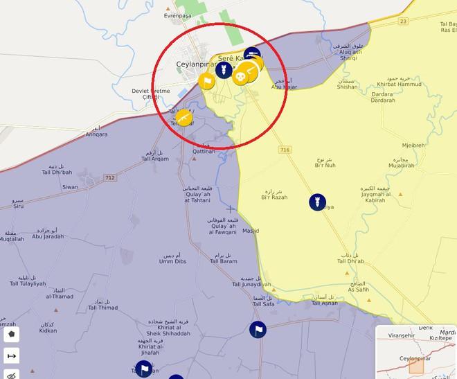 QĐ Syria bị bắt sống xe tăng hiện đại - Chiến sự 1 ngày bằng 4 năm, xoay chuyển chóng mặt - Ảnh 2.