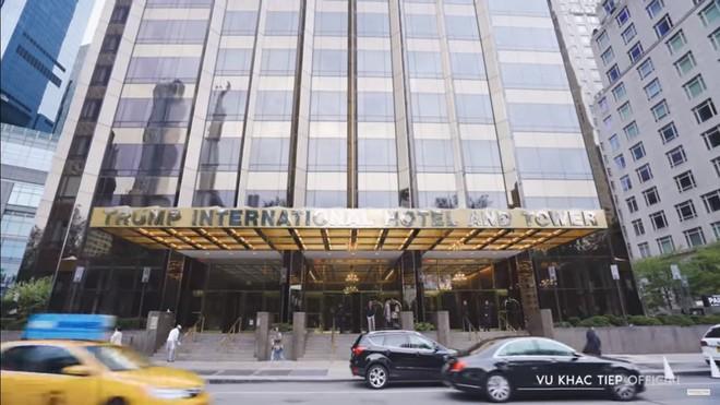 Tận mắt xem Vũ Khắc Tiệp ở khách sạn của Tổng thống Donal Trump và tiết lộ mức giá bất ngờ - ảnh 7
