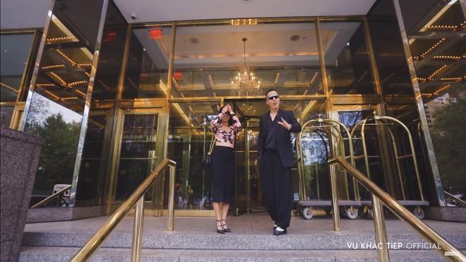 Tận mắt xem Vũ Khắc Tiệp ở khách sạn của Tổng thống Donal Trump và tiết lộ mức giá bất ngờ - ảnh 6