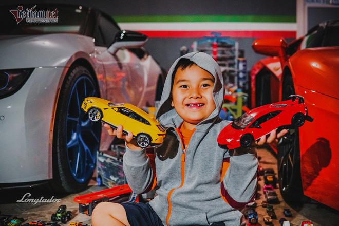 Cậu bé người Việt sở hữu 7.000 siêu xe gần tỷ đồng - ảnh 2
