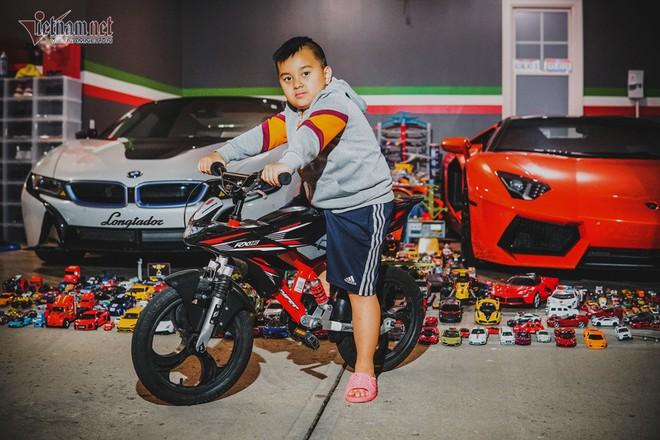 Cậu bé người Việt sở hữu 7.000 siêu xe gần tỷ đồng - ảnh 11