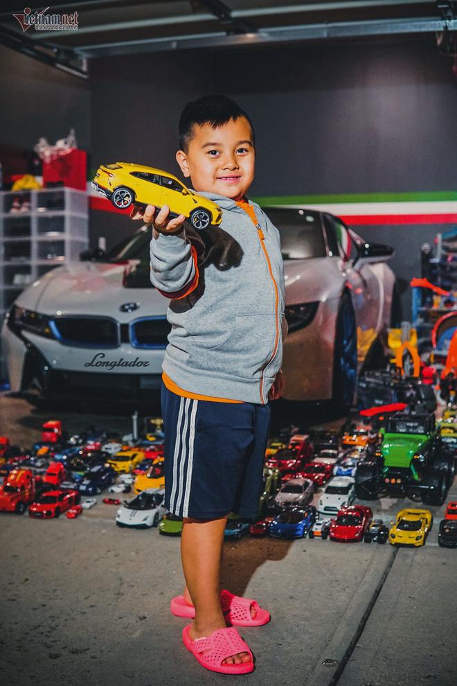 Cậu bé người Việt sở hữu 7.000 siêu xe gần tỷ đồng - ảnh 3