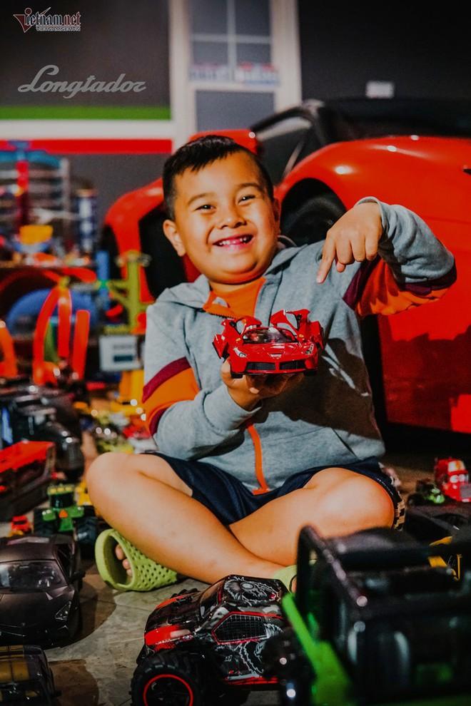 Cậu bé người Việt sở hữu 7.000 siêu xe gần tỷ đồng - ảnh 4