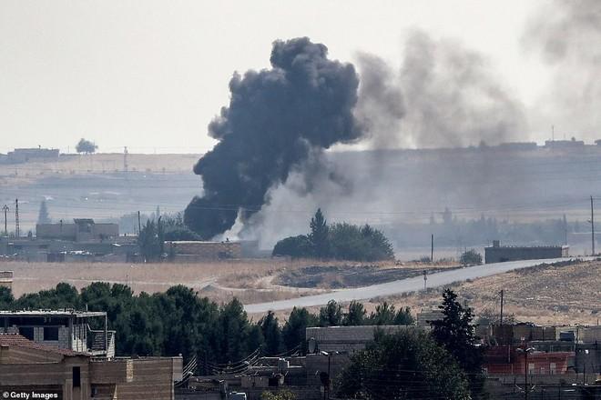 Bị Thổ Nhĩ Kỳ nắm thóp, Mỹ không dám động thủ trên chiến trường Syria? - Ảnh 5.
