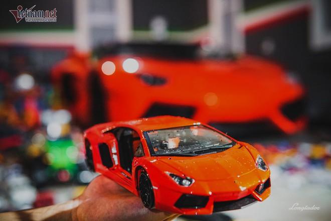 Cậu bé người Việt sở hữu 7.000 siêu xe gần tỷ đồng - ảnh 8
