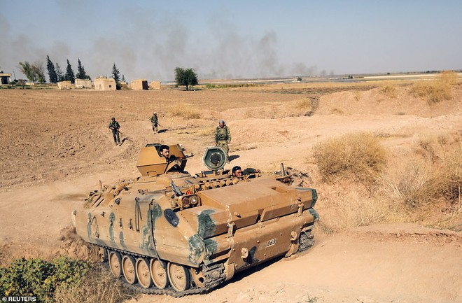 Bị Thổ Nhĩ Kỳ nắm thóp, Mỹ không dám động thủ trên chiến trường Syria? - Ảnh 6.