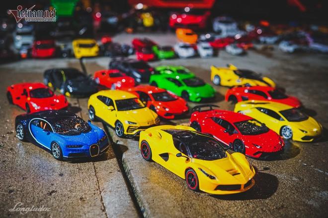 Cậu bé người Việt sở hữu 7.000 siêu xe gần tỷ đồng - ảnh 10