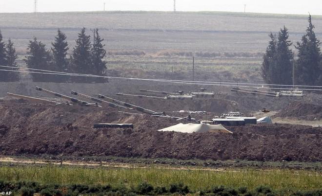 Bị Thổ Nhĩ Kỳ nắm thóp, Mỹ không dám động thủ trên chiến trường Syria? - Ảnh 8.
