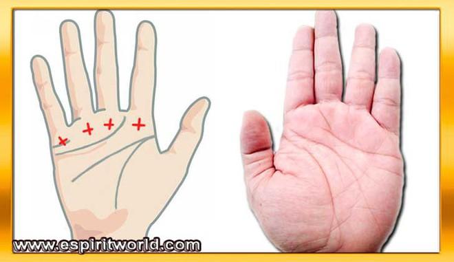 Bạn có thấy hình ngôi sao trong lòng bàn tay không? Hãy xem ý nghĩa của nó - Ảnh 5.