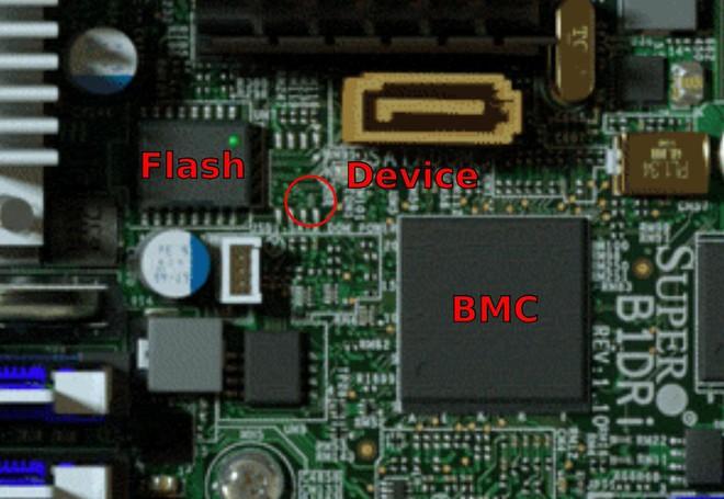 Cấy chip vào bảng mạch để hack dữ liệu chỉ tốn chưa đến 200 đô - Ảnh 3.