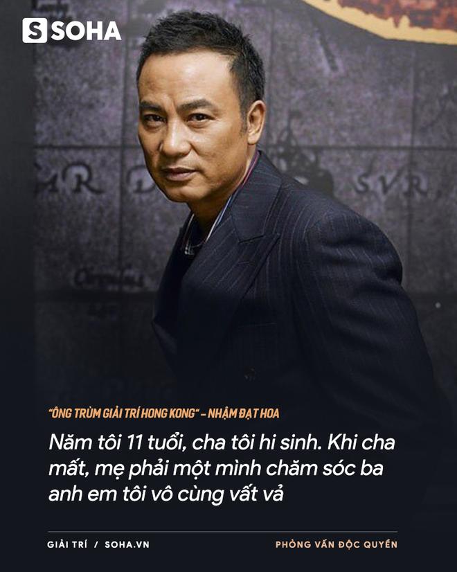 Ông trùm khét tiếng Hong Kong trả lời độc quyền, nói về thời buộc phải đóng phim cấp ba và cuộc sống ít biết - Ảnh 3.