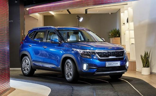 Xe ô tô hạng trung này của Kia đã bán gần 14.000 chiếc trong 2 tháng