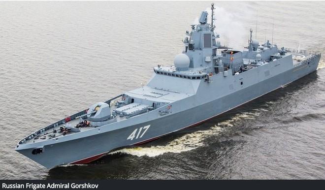 Nga khởi đóng hai tàu sân bay ở Crimea - Ảnh 2.