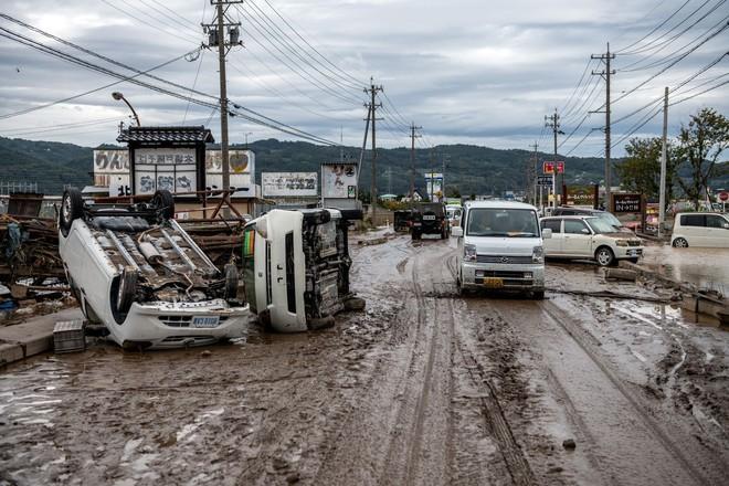 Tại sao cơn bão Hagibis đổ bộ Nhật Bản được ví như  Thần chết  - Ảnh 2.