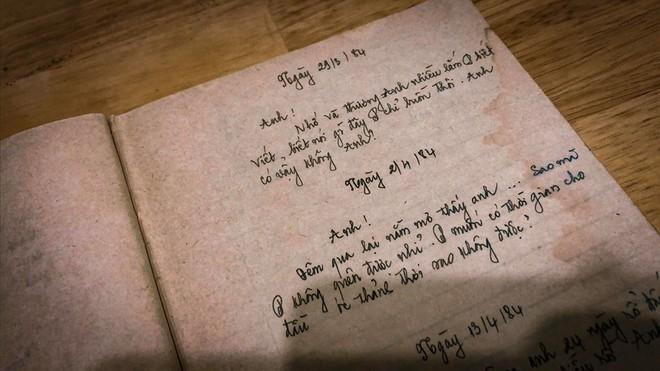 Nhật ký mùi mẫn của vợ bác sĩ Đà Nẵng, 11 năm yêu xa mới được về chung nhà - Ảnh 3.