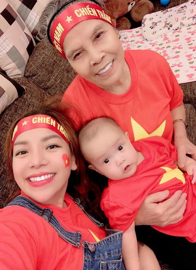 Nhiều sao Việt được phong 'thánh dự đoán tỉ số' khi Việt Nam thắng Indonesia - ảnh 7