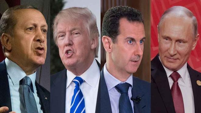 Ngoại bang cuốn gói, đối thủ quy phục: Kẻ bí ẩn nào vô tình giúp QĐ Syria không sụp đổ? - Ảnh 3.