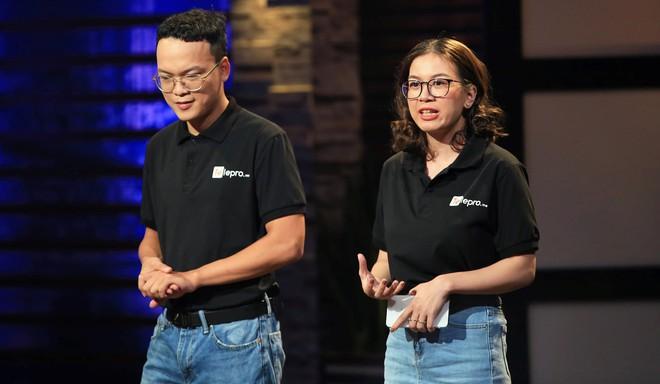 Startup từ chối đề nghị 1 triệu USD của Shark Liên chọn 300.000 USD của Shark DZung Nguyễn - Ảnh 1.