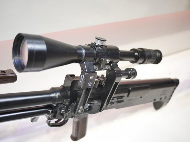 """Tự hào súng bắn tỉa """"Made in Vietnam"""": Ngang tầm thế giới, vươn tới đỉnh cao Nga, Mỹ - ảnh 3"""
