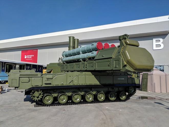 Nga cấp tốc trang bị tổ hợp phòng không Buk-M3 cho quân khu Trung tâm - ảnh 12