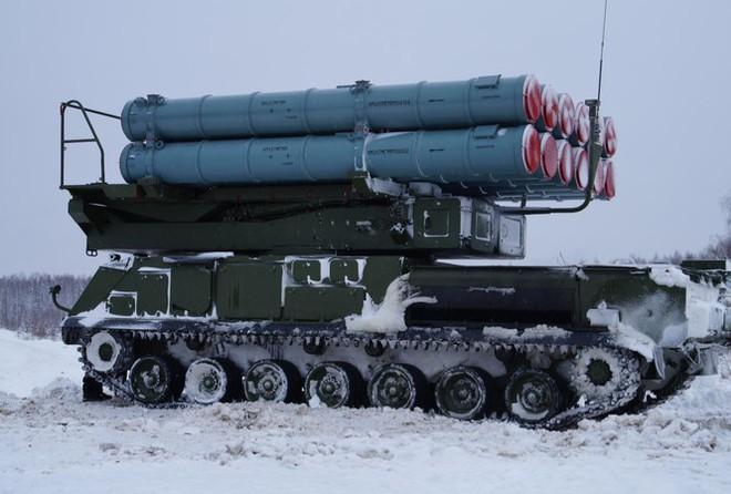 Nga cấp tốc trang bị tổ hợp phòng không Buk-M3 cho quân khu Trung tâm - ảnh 13