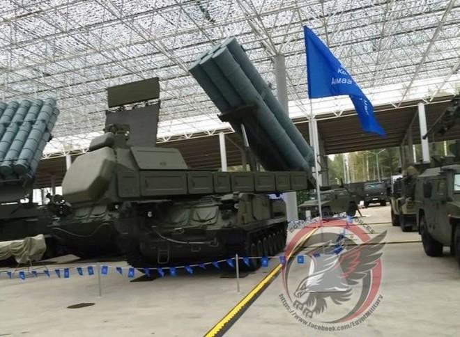 Nga cấp tốc trang bị tổ hợp phòng không Buk-M3 cho quân khu Trung tâm - ảnh 14