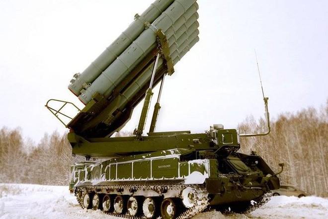 Nga cấp tốc trang bị tổ hợp phòng không Buk-M3 cho quân khu Trung tâm - ảnh 15