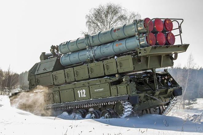 Nga cấp tốc trang bị tổ hợp phòng không Buk-M3 cho quân khu Trung tâm - ảnh 16
