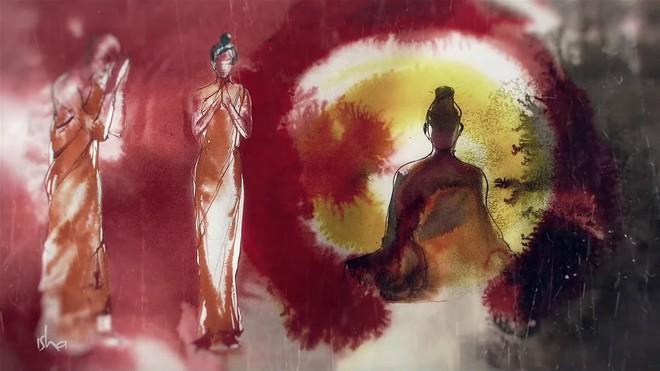 Đức Phật cho môn đồ đến ở nhà của cô gái bán hoa, sau 3 ngày thì chuyện kỳ lạ xảy ra - Ảnh 3.
