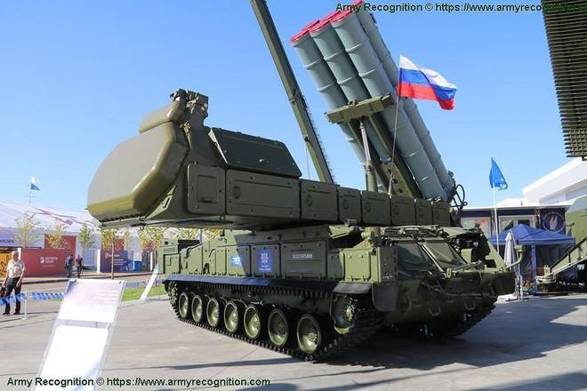Nga cấp tốc trang bị tổ hợp phòng không Buk-M3 cho quân khu Trung tâm - ảnh 3