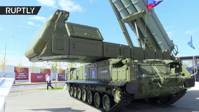 Nga cấp tốc trang bị tổ hợp phòng không Buk-M3 cho quân khu Trung tâm - ảnh 4