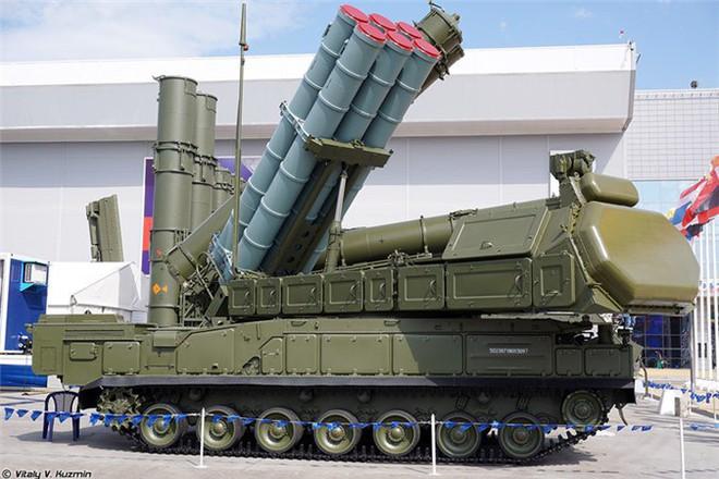 Nga cấp tốc trang bị tổ hợp phòng không Buk-M3 cho quân khu Trung tâm - ảnh 6