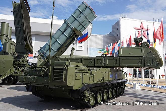 Nga cấp tốc trang bị tổ hợp phòng không Buk-M3 cho quân khu Trung tâm - ảnh 8