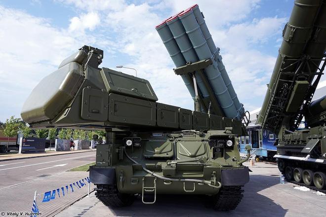 Nga cấp tốc trang bị tổ hợp phòng không Buk-M3 cho quân khu Trung tâm - ảnh 9