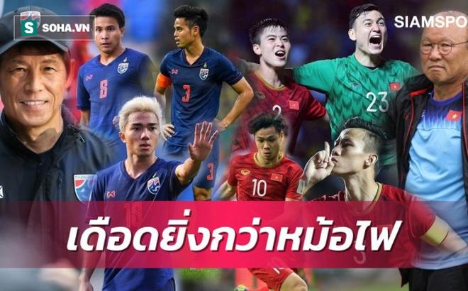"""Trong niềm hưng phấn, """"sếp lớn"""" của Thái Lan hé lộ kế hoạch đấu Việt Nam ở Mỹ Đình"""