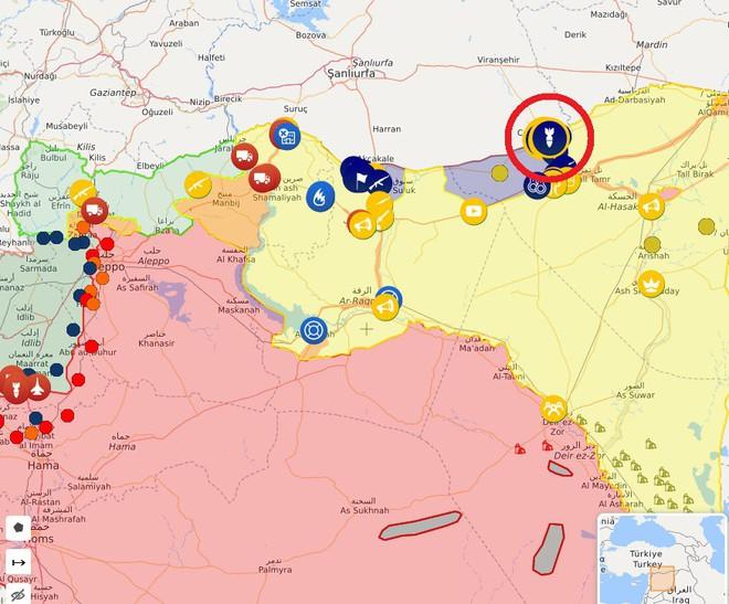 SDF bắn cháy xe tăng Thổ Nhĩ Kỳ, KQ Nga oanh tạc dữ dội khủng bố Syria - Chiến sự vô cùng ác liệt - Ảnh 20.