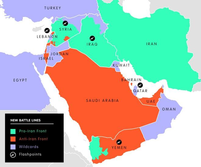 Thổ tấn công người Kurd nhưng súng lại chĩa vào Israel: Nhà nước Do Thái tứ bề thọ địch? - Ảnh 8.