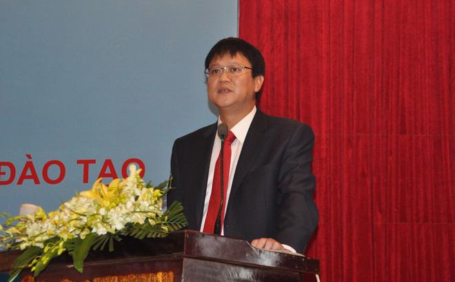 Kết quả hình ảnh cho Thứ trưởng Bộ GD-ĐT Lê Hải An qua đời vì ngã từ tầng 8