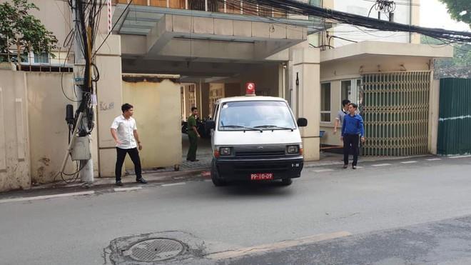 Thứ trưởng Bộ GD-ĐT Lê Hải An tử vong do ngã từ tầng cao tại cơ quan - Ảnh 1.