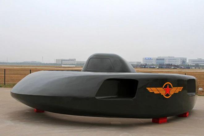 Đĩa bay kỳ dị và chiếc trực thăng bản sao hàng Mỹ của Trung Quốc - Ảnh 1.