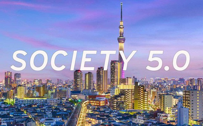 Nhật Bản bắt đầu cải cách 'Xã hội 5.0', muốn đưa nền văn minh lên 1 tầm cao mới